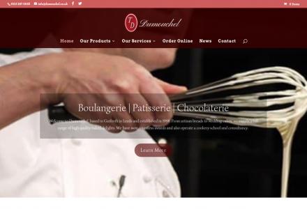 Dumouchel - French Cuisine in Leeds, England