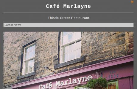 Marlayne-French Restaurant Edinburg