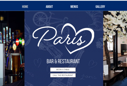 Paris French Restaurant