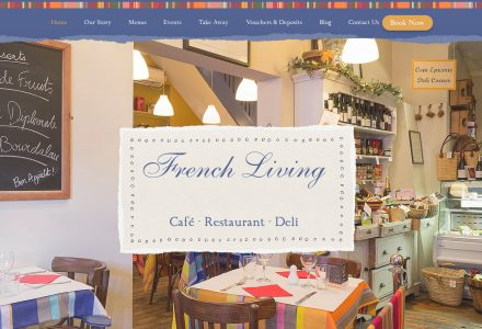 Restaurant French Living