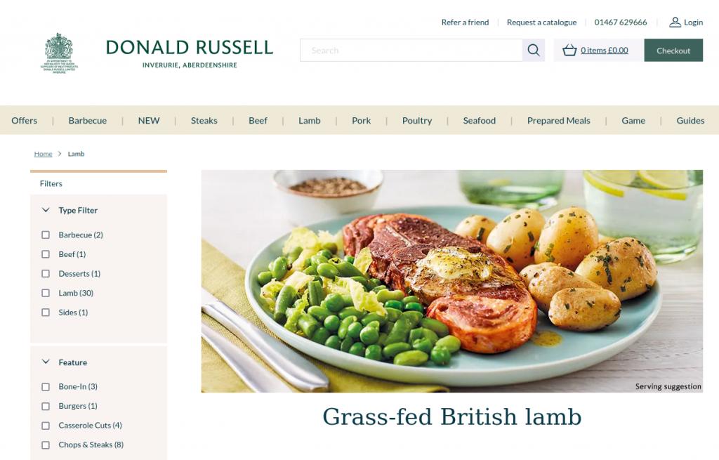 Donald Russell Lamb