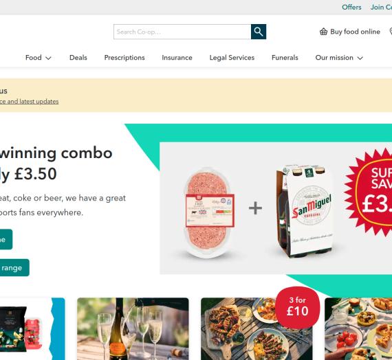 Shop.Coop.co.uk – Coop Online Shop