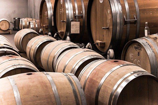 Oak Fermentation Barrels